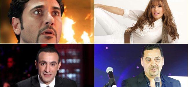 أزمة فنية لأحمد عز و السبب طفليه التوأم  أعرف التفاصيل