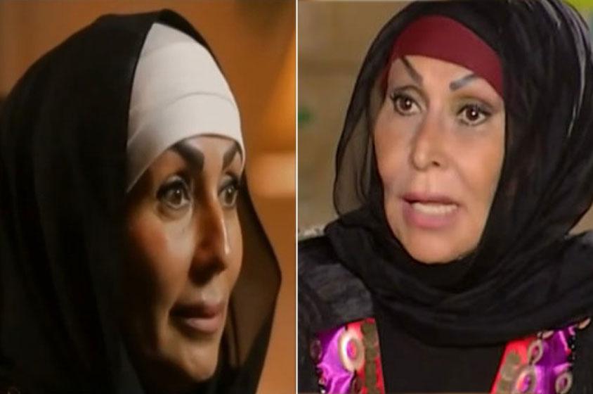 سهير البابلى و أبنتها