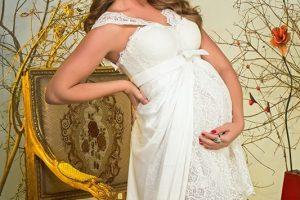 شاهد بالصور سارة سلامة حامل بدون زواج