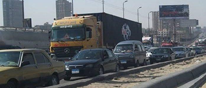عاجل | حادث تصادم على الدائرى ادى الى اصابة ومصرع سائق و7 افراد من بينهم مدرب حراس المنتخب