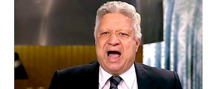""""""" مش هرد على واحد خموركى زيك """" هكذا رد مرتضى منصور على ميدو بعد حلقة القاهرة اليوم"""
