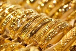 ارتفاع فى سعر الذهب