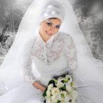 احدث وارق فستاتين زفاف 2016 للمحجبات