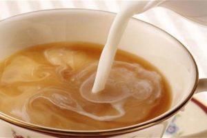 احظروا الشاى باللبن وتسبيك الاكل