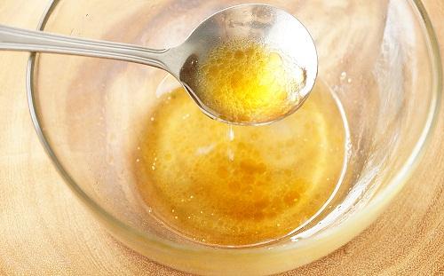 وصفة العسل للشعر