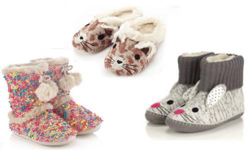 ddbad124f موديلات مختلفة من الأحذية البيتى لمواجهة برودة الشتاء مجموعة شوزات أنيقة  للبيت